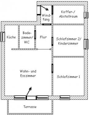 """Ferienhaus """"Ingrid""""#3"""