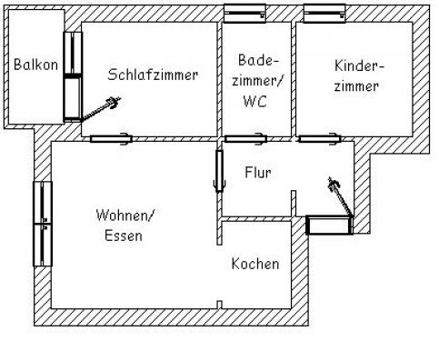 """Ferienhaus """"Schatzinsel""""#4"""