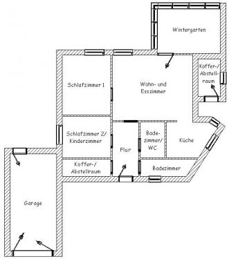 """Ferienhaus """"Weitblick""""#17"""
