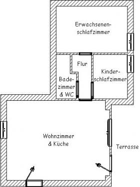 """Ferienwohnung """"Seerose""""#11"""