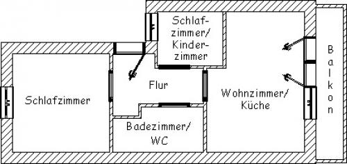 """Ferienwohnung """"Seehund""""#15"""