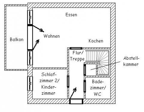 """Ferienwohnung """"Inselblick""""#1"""