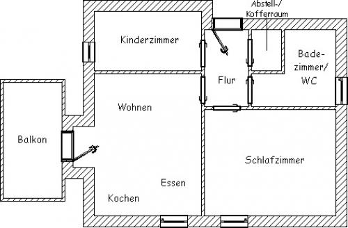 "Ferienwohnung ""Utkiek""#24"