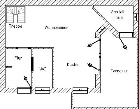 """Ferienhaus """"Deichkrone IV""""#17"""