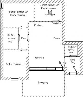 """Ferienwohnung """"Willem Barents""""#9"""