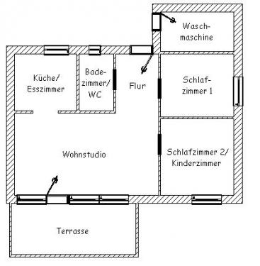 """Ferienhaus """"Wiggermann""""#8"""