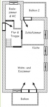 """Ferienwohnung """"Wattenblick""""#31"""