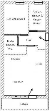 """Ferienwohnung """"W'ooge""""#14"""