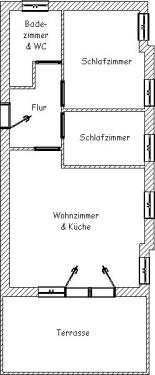 """Ferienwohnung """"Sonneneck""""#22"""
