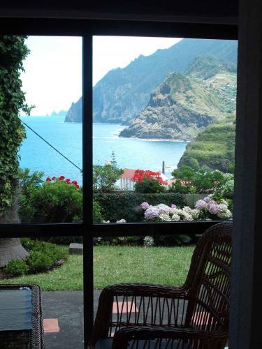 Aussicht vom Ferienhaus in Porto da Cruz auf Madeira#12