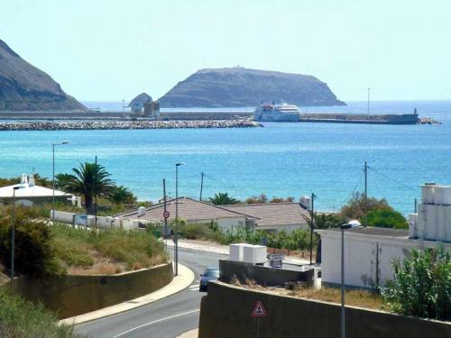 View from Casa dos Dragoeiros in Porto Santo#2