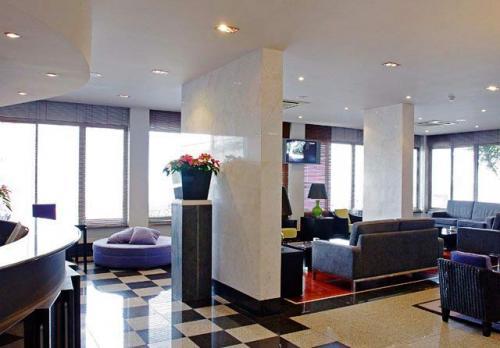 Hotel Regency Cliff Lobby#10