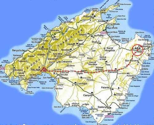 Finca Mallorca Nordost#11